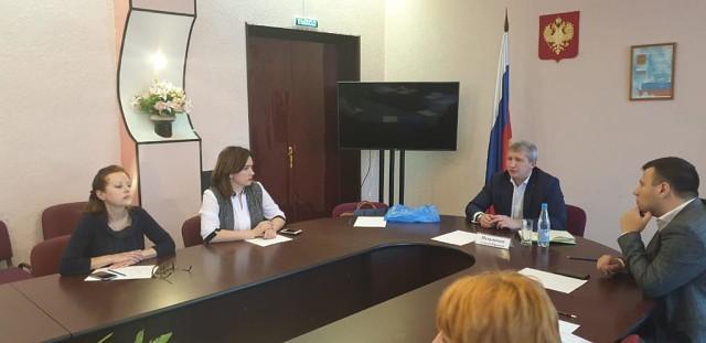 Алексей Невьянцев планирует реализовать социальные проекты благотворительного фонда «Доброе Дело» на Колыме